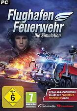 Flughafen Feuerwehr: Die Simulation - PC - Neu / OVP