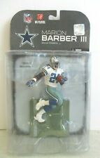NFL DALLAS COWBOYS MARION BARBER III ACTION FIGURE MOC 2008 MCFARLANE TOYS