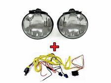 DEPO 01-03 Chrysler Sebring Convertible Replacement Fog Light+Wiring Harness Set