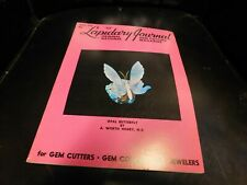Lapidary Journal Gem Cutting Magazine : October 1970