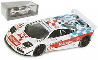 Spark US018 McLaren F1 GTR #01 Winner Curitiba 1996 - Piquet/Cecotto 1/43 Scale