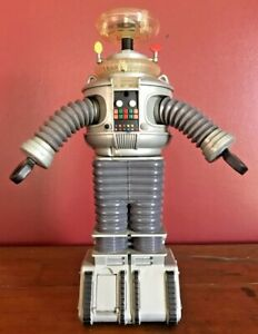 1997 Newline Prod Trendmasters Lost In Space B-9 Robot Working Great!