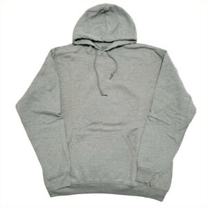 Fruit of the Loom Hoddie Gray Size L