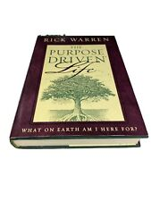 The Purpose Driven Life - Hardcover By Rick Warren - GOOD