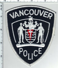 Vancouver Police (Canada) Shoulder Patch from the 1980's
