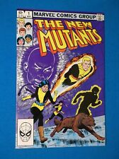 THE NEW MUTANTS # 1 - VF/NM  9.0 - 1983 NICE!