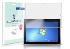 iLLumiShield Anti-Glare Matte Screen Protector 2x for ASUS Eee Slate EP121 10.1""