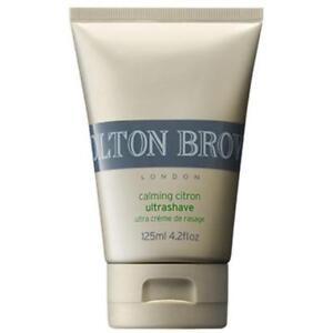 MOLTON BROWN- CALMING CITRON ULTRASHAVE 125ML- NEW**
