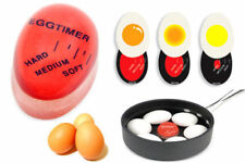 Colour Changing Egg Timer Cooking Perfect Soft Medium & Hard Boiled Eggs HM1114