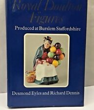 Royal Doulton Figures Staffordshire Collector Guide Photo Coffee Table Book 1978