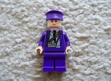LEGO Harry Potter - Stan Shunpike Bus Driver Minifig - From Knight Bus 4866