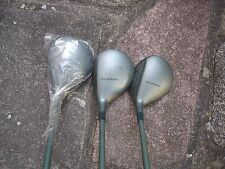 Taylormade Mid tour wood set 1, 3, 5, Flex twist graphite shaft - New old stock