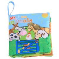 Kids Educational Book Baby Intelligence Early Learning Toys Developmental G