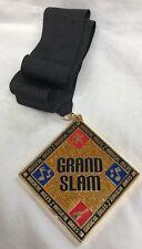 Grand Slam Musical Miles Marathon Medal and Ribbon