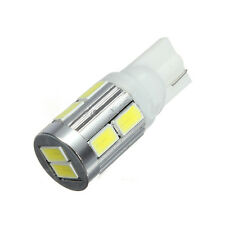 ERROR FREE CANBUS T10 501 W5W 10 LED 5630 SMD CREE side light bulbs White U0