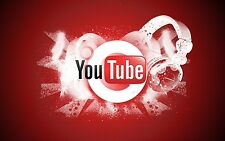 50k YouTube-Video-Views 500 Video-Likes || High Quality service
