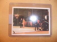 THE TV AVENGERS IN COLOR DIANA RIGG PATRICK MacNEE CORNERSTONE B3 PROMO CARD