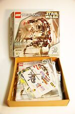 Lego Technic Star Wars Destroyer Droid 2008 in box possibly missing parts