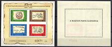 SPECIALS - Hungary 1972. Stampday SPECIALPRINT sheet MNH Mi.: Bl. 88I = 250 EUR