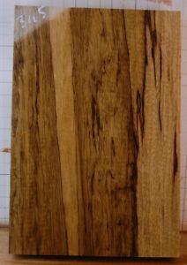 1 piece!  Black Limba  19.1 X 13.1 X 1.88 Kiln Dried Guitar Body Blank