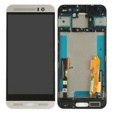 Replacement for HTC One M9+ / M9 Plus LCD Screen + Touch Screen with Frame (Silv