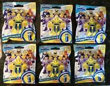 Imaginext DC SUPER FRIENDS Series 6 Blind Bags Full Set Of 6 Duke Thomas Catman