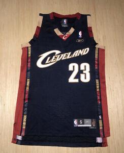 Reebok Authentic Cleveland Cavaliers Lebron James Alternate Basketball Jersey S