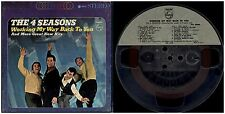 THE 4 SEASONS Working My Way Back To You PHILIPS 3 3/4 STEREO REEL TO REEL TAPE
