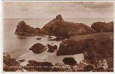 Rocks At Kynance Cove, THE LIZARD, Cornwall RP
