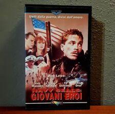 FILM Raro: NAVY SEALS GIOVANI EROI (1992) VHS Gale Hansen Griffith Lottimer Dror