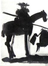 """PABLO PICASSO 1960 PRINT w/COA. wonderful UNIQUE Incredible """"MUST HAVE"""" Rare Art"""