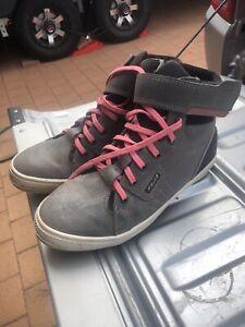 Falco Kamika 2 Waterproof Ladies size 40 Pink Motorcycle Boots