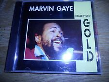 "MARVIN GAYE ""COLLECTION GOLD"" 1990 CD 15 TRACKS AUSTRALIAN EDITION COLUMBIA CDM*"