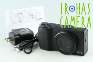 Ricoh GR Digital Camera #33495 E3