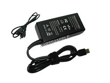 AC Adapter Charger For Lenovo Thinkpad 11e, Yoga 11e Chromebook Power Cord 65W