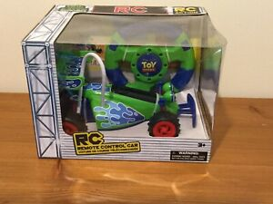 Disney Store Toy Story RC Remote Control Car