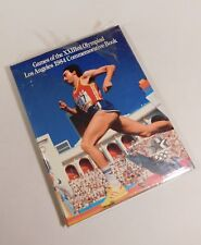 MINT NEVER READ Games of Los Angeles 1984 Olympiad Commemorative Book-Olympics