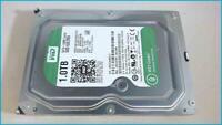 """HDD Festplatte 3,5""""  1TB 1000GB Western Digital SATA (Neuwertig 19h)"""