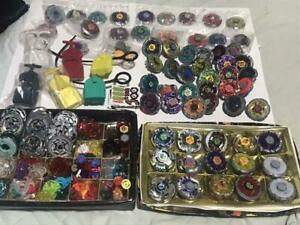 Takara Tomy Beyblade Huge Lot Rare Metal Fight with Launcher