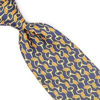 Carreras de caballos Jockey American Style Corbata Azul Superior marca del Reino Unido en oferta especial!