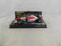 Minichamps 400 020124 2002 Panasonic Toyota Racing TF102 #24 M Salo 1st World Ca