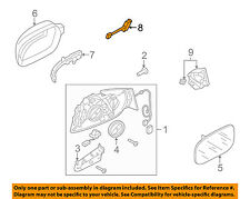 AUDI OEM 09-16 A5 Quattro Lane Departure Warning-Object Sensor 8F1949145