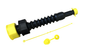 The Original EZ-POUR® Gas Can Spout Flexible Universal Replacement Kit