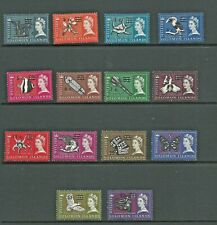 1966 Decimal Currency Part set of 14 to $2  Complete MUH/MNH