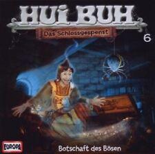 """HUI BUH NEUE WELT """"BOTSCHAFT DE BÖSEN"""" CD KINDERHÖRBUCH"""