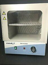 Vwr Lab Incubator Incu Line Mini 97025 630 With 60 Day Warranty