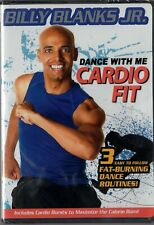Billy Blanks Jr.: Dance With Me - Cardio Fit (DVD, 2010)