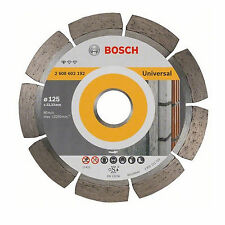Bosch Diamanttrennscheibe Standard for Universal 125x22,23x1,6x10 mm 2608602192