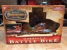 Mystic Knights of Tir Na Nog Garrett's Battle Bike Bandai New