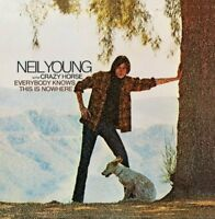 Neil Young - Everybody Knows This Is Nowhere [CD]